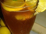 Refreshing Iced Lemon Tea Recipe in Marathi