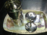 South Indian Filter Coffee Recipe in Marathi