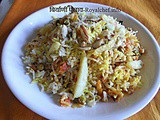 Spicy Veg Biryani Pulao Recipe in Marathi