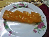 Sweet and Delicious Bombay Badam Halwa