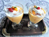 Sweet and Tasty Mango Falooda Ice Cream Recipe in Marathi