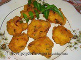 Tasty Crispy Chattam Vada Recipe in Marathi