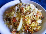 Tasty Jodhpuri Vegetable Pulao Recipe in Marathi