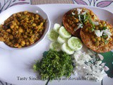 Tasty Sindhi Dal Pakwan Recipe in Marathi