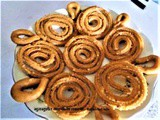 Thai Curry Masala Chakli for Diwali Faral Recipe in Marathi