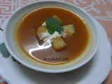 Tomato Soup Recipe in Marathi