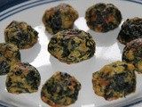 Easy Spinach Cheese Balls