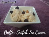 Quick and Easy Butterscotch Ice Cream