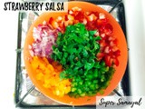 Tangy Strawberry Salsa