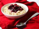Spiced Berry Porridge