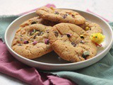Vegan Mini Egg Cookies