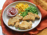 Vegan Turkey Dinosaurs