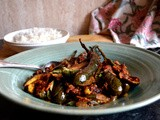 Awadh-Style Curried Asian Eggplant