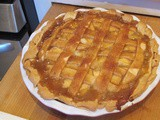 Going Viral and Apple and Ripe Cheddar Pie