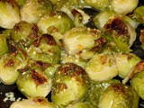 Tradition is not the worship of ashes, but the preservation of fire. ― Gustav Mahler and Crispy Parmesan Brussels Sprouts