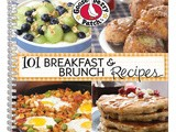 101 Breakfast and Brunch Recipes with Gooseberry Patch Giveaway