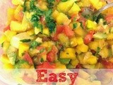 8 Salsa Recipes including Easy Mango Salsa