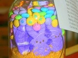 Easter Goodies in a Jar and Happy Friday Blog hop