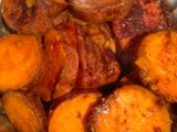 Easy Slow Cooker Sweet Potatoes