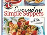 Everyday Simple Suppers Gooseberry Patch Cookbook Giveaway