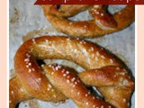 Handmade Homemade Soft Pretzel Recipe