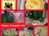 Little House on the Prairie Green Pumpkin Pie