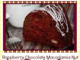 Raspberry Chocolate Macadamia Nut Amish Friendship Bread