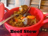 Recipe Rehab Comfort Food Beef Stew Recipes #RecipeRehab #Sponsored #mc #Beef