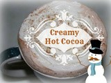 Torani Holiday Cheer Creamy Hot Cocoa #Torani