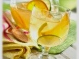 White Citrus Sangria and 9 Favorite Tea Recipes