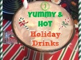 Yummy Hot Holiday Drinks and nescafe Dolce Gusto Giveaway #mc #sponsored