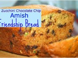 Zucchini Amish Friendship Bread