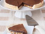 Chocolate and Caramel Tart ~ June Daring Bakers' challenge, Life Of Pie :)