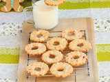Iced Cherry Rings