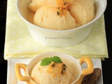 Passion Fruit Frozen Yogurt Recipe