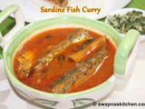 Sardine Fish Curry / Mathi Meen Kulambu