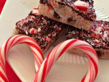 Candy Cane Bar Cookies