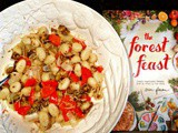 Meatless Monday Forest Feast Cookbook Review