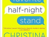 My Favorite Half-Night Stand by Christina Lauren Book Review