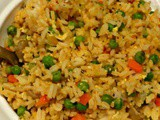 Vegetarian Thai Fried Rice