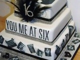 You Me At Six birthday cake