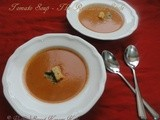Tomato Soup - The Restaurant Style