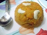 Carrot Sweet Potato Halwa