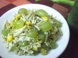 Raw Papaya Fruity Salad Low Calorie Diet