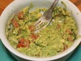 Fresh Chunky Salsa and Guacamole