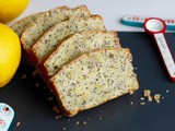 Poppy Seeds – Lemon Cake With Lemon Icing