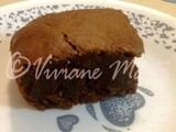 Carob Molasses Sfouf: An Eggless Lebanese Cake