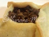 Mini Meat Pies: Sfiha