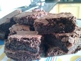 My Amazing Chocolate Beetroot Brownies
