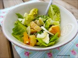 Orange and Fennel Salad – Vegan –